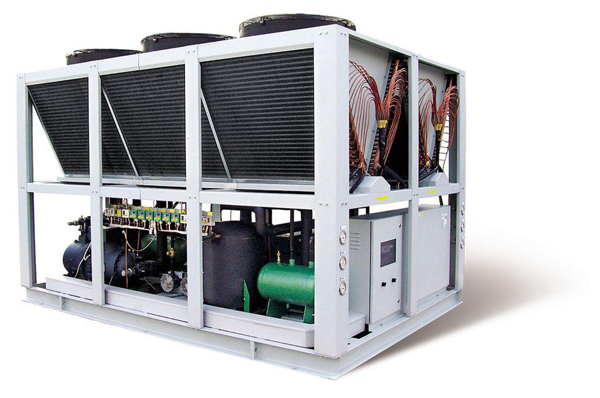Air Cooled Low Temperature Water Chillers -5 Degree