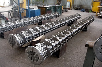 Fixed Tube-Sheet Heat Exchanger