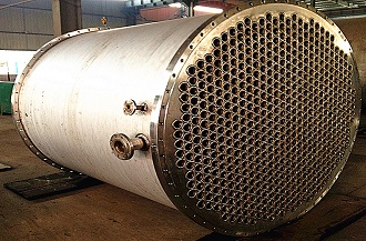 Huge Stainless Steel Heat Exchanger