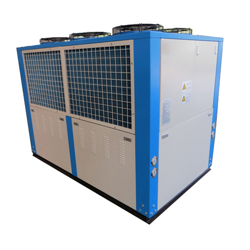 Plastic Processing Air Cooler/Water Chiller System