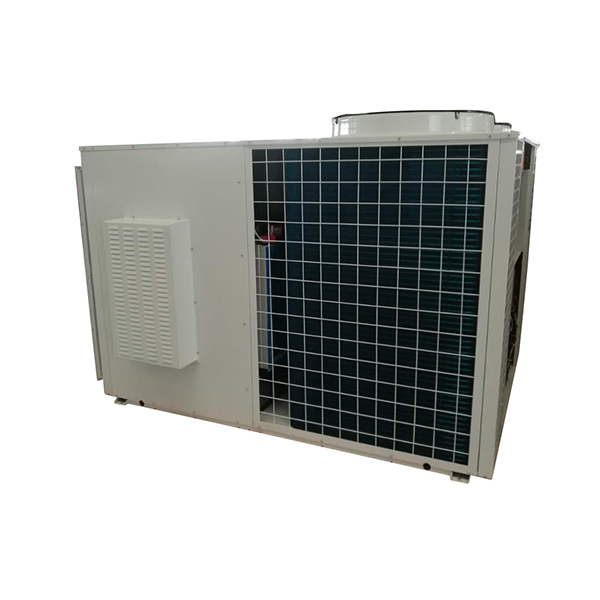 Roof Unit with Hot Water Heating