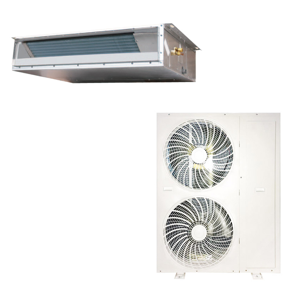 Duct Split AC (1~4 Ton)