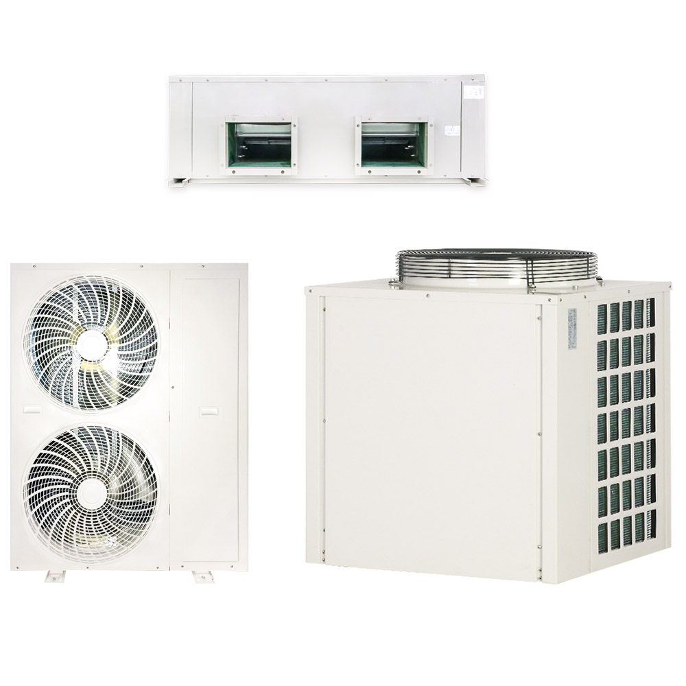Ducted Aircon(5.5~29.5 Ton)