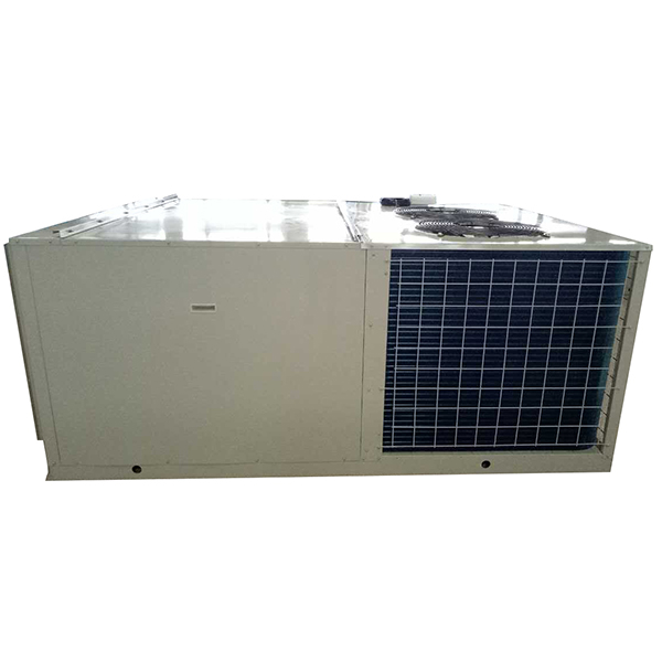 Rooftop Unit with Hot Water Heating