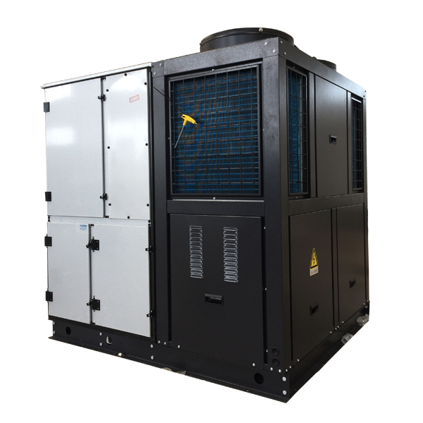 Air Conditioner Package Unit Section : China electronics factory package unit air conditioning