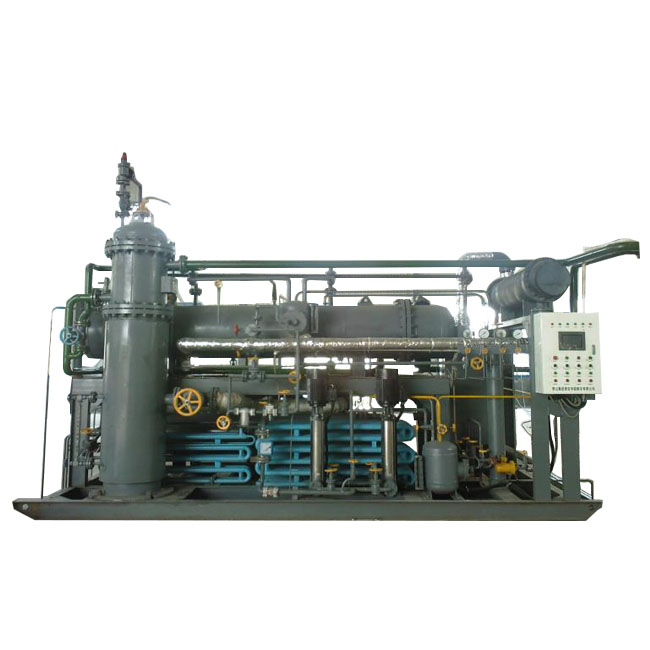 Ammonia Water Absorption Refrigeration Unit
