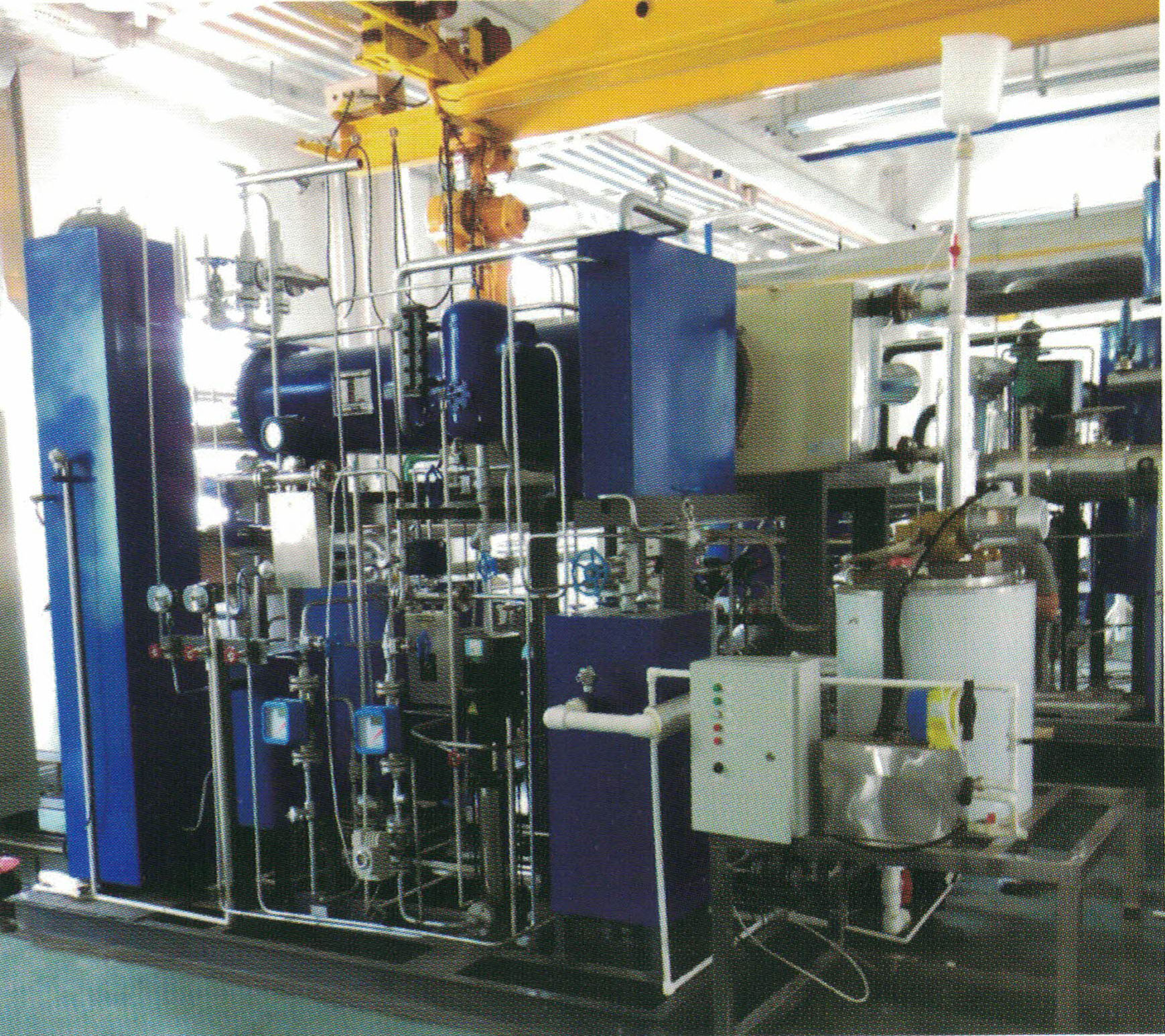 Absorption Chiller Units